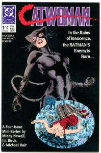 CATWOMAN #1 2 3 4, NM, Mini, Batman, 1989, Femme Fatale,more CW in store