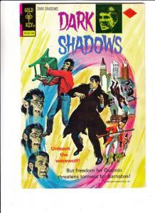 Dark Shadows #27 (Jan-74) FN/VF+ Mid-High-Grade Barnabus Collins