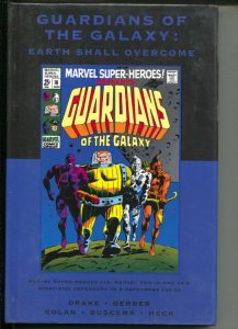 Guardians Of The Galaxy: Earth Shall Overcome-Arnold Drake-2009-HC-VG/FN