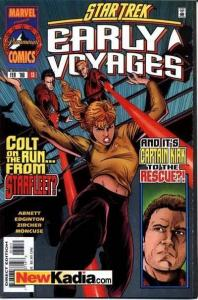 Star Trek Early Voyages #13, NM (Stock photo)