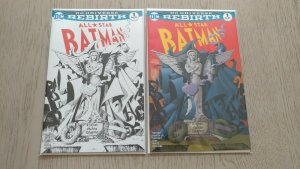 All Star Batman #1 SET NM / Color Only 3000 B&W RARE 1500 MCFARLANE HOMAGE COVER