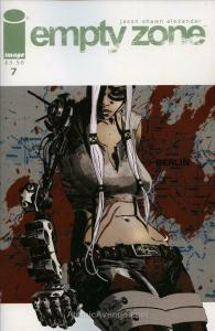 Empty Zone (Image) #7 VF/NM; Image | save on shipping - details inside