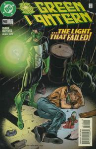 Green Lantern (3rd Series) #90 FN; DC | save on shipping - details inside