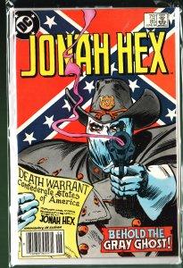 Jonah Hex #85 (1984)