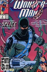 Marvel WONDER MAN (1991 Series) #4 VF