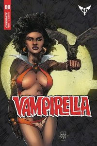 VAMPIRELLA (2019 DYNAMITE) #8 PRESALE-02/19
