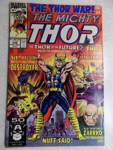 MIGHTY THOR # 438