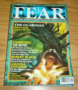 Fear (Magazine) #13 VF; Newsfield | save on shipping - details inside
