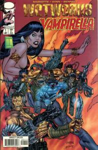 Wetworks/Vampirella #1A FN; Image   save on shipping - details inside
