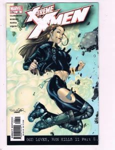 Xtreme X-Men #26 VF Marvel God Loves Man Kills II Part 2 Comic Book 2001 DE9