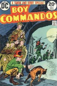 Boy Commandos (2nd Series) #2 FN; DC | save on shipping - details inside