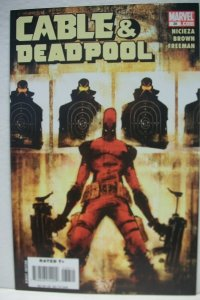 Cable & Deadpool #38 (2007) HC1