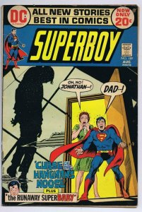 Superboy #189 ORIGINAL Vintage 1972 DC Comics