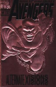 Marvel Comics The Avengers #360 NM Embossed foil cover; 30th Anniversary NM