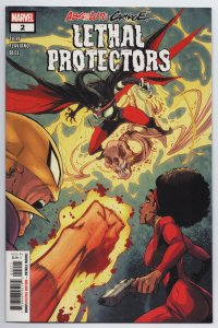 Absolute Carnage Lethal Protectors #2 Iron Fist (Marvel, 2019) NM [ITC1098]