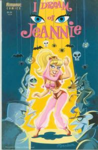 I Dream of Jeannie (Airwave) Annual #1 VF; Airwave | save on shipping - details