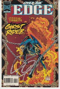 Over the Edge #4 (1996)  Ghost Rider !