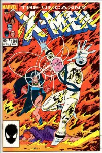 X-MEN #184, NM, Wolverine, Chris Claremont, Uncanny, 1984 more in store