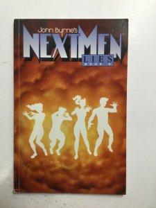 Next Men Lies Book 6 Six Tpb Softcover Sc Very Fine Vf 8.0 Dark Horse