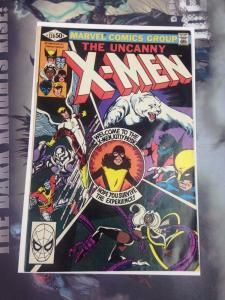 The Uncanny X-Men #139 FN/VF(pressable) kitty pryde joins, new Wolverine costume