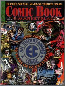 Comic Book Marketplace #80 2000-EC Comics-Jack Davis-Johnny Craig-VF