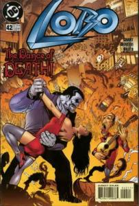 Lobo #42 VF/NM; DC | save on shipping - details inside