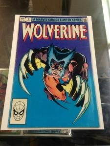 Wolverine 2 Vol.1 FN/VF- Frank Miller Needs Pressed