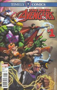 New Avengers (4th Series) CS #1 VF/NM; Marvel | save on shipping - details insid
