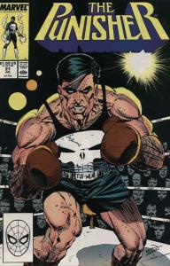 Punisher, The (2nd Series) #21 VF/NM; Marvel | save on shipping - details inside