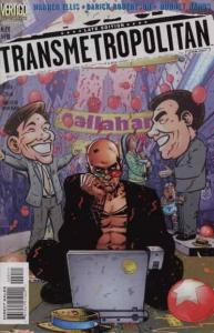 Transmetropolitan #20 VF/NM; DC/Helix | save on shipping - details inside