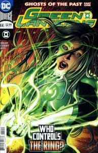 Green Lanterns #44 VF/NM; DC | save on shipping - details inside