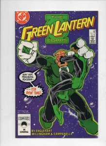 GREEN LANTERN #219, VF/NM,  Dying Time, Corps, DC, 1960 1987 more in store