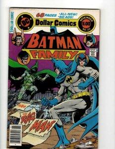 Batman Family # 20 FN/VF DC Comic Book Huntress Ragman Robin Joker Catwoman SR1