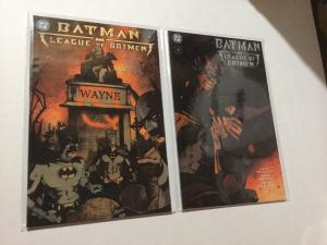 Batman League Of Batman 1 & 2 NM Near Mint