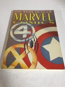 The Very Best Of Marvel Comics Tpb Nm Fn Fine