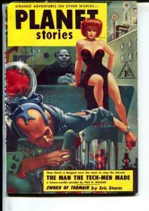 Planet Stories-Pulps-1953-Eric Storm-Millard Grimes
