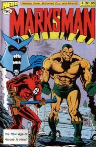 MARKSMAN (1988 HERO)   1-4 classic Indie