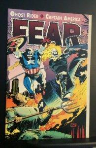 Ghost Rider/Captain America: Fear #1 (1992)