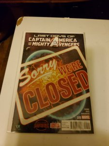 Captain America & the Mighty Avengers #9 (2015)