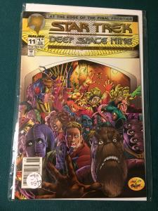 Star Trek Deep Space Nine #11 Malibu Comics