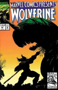 Marvel Comics Presents #98 VF/NM; Marvel | save on shipping - details inside