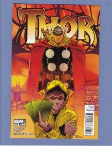 Thor #617 FN/VF 1st Appearance Kid Loki