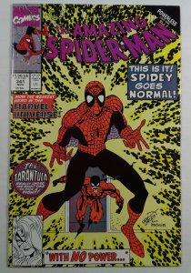 The Amazing Spider-Man #341 VF (1990)