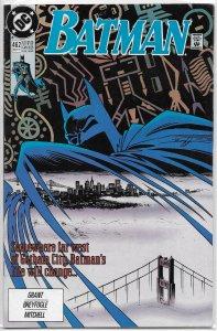 Batman   vol. 1   #462 FN (Spirit of the Beast 1)