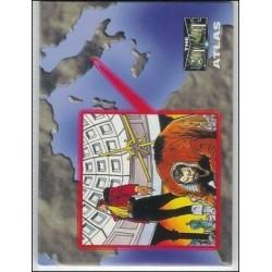 1993 Upper Deck Valiant/Image Deathmate ATLAS #2