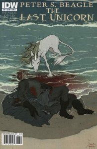 Last Unicorn, The #6B VF; IDW | save on shipping - details inside