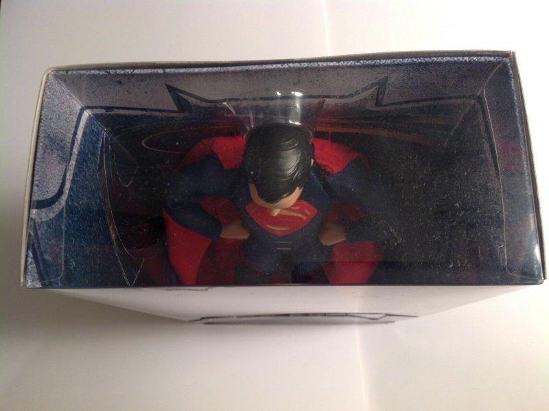 Barbie Collector Black Label Superman doll Mint in sealed box 2016 Batman v