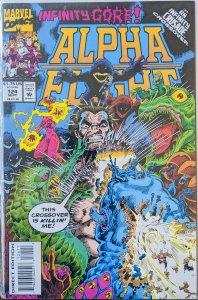 Alpha Flight #124 (1993)