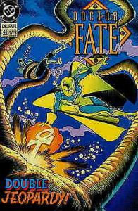 Doctor Fate (2nd Series) #40 FN; DC | save on shipping - details inside