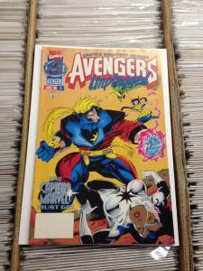 Avengers Unplugged 5 VF/NM to NM- Flipbook Variant HTF 1st App. Photon